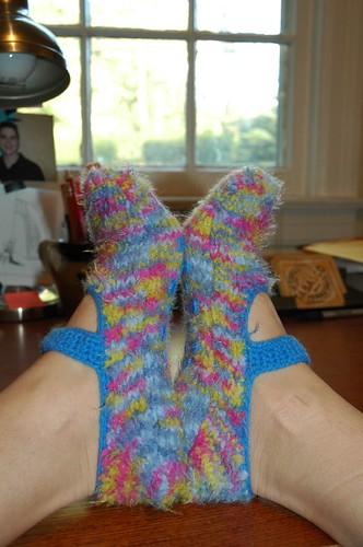 Mary Jane Socks