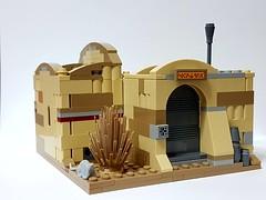 Mos Eisley Cantina Modification (Front)