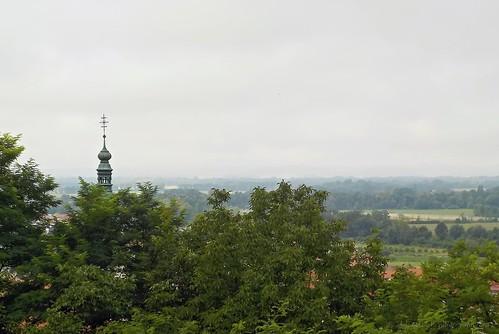 Kilátás a vár mellől
