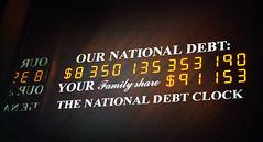 US National Debt, 6 July 2006