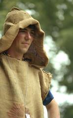 Trappist Monk|Monje Trapense