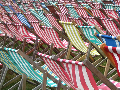 Stripey Chairs, Hampstead Heath under Creative Commons, from the_amandas flickr photostream. Click pic for link.