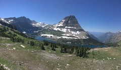 Hidden Lake im Glacier Nationalpark