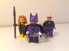 DC: The anti-trinity