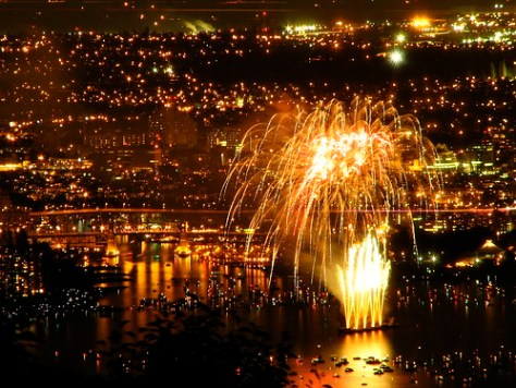 czech fireworks from cypress