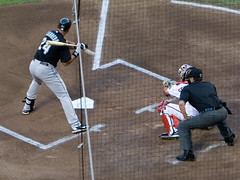 "IMG_1005: Miguel Cabrera takes a pitch • <a style=""font-size:0.8em;"" href=""http://www.flickr.com/photos/54494252@N00/210924748/"" target=""_blank"">View on Flickr</a>"