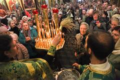 Праздник Входа Господня в Иерусалим в Павлино