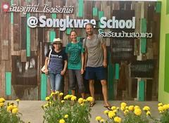 Schule in Songkwae