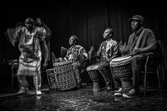 Senegale Drums, Raahe, 2107