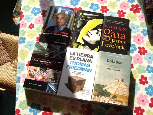 Friedman, Castells, Lovelock, Diamond y Kunzru, conversan