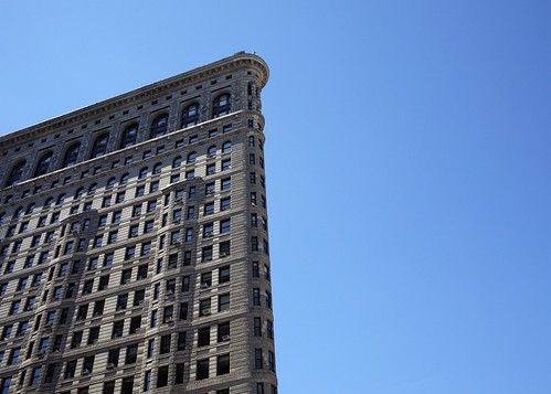 Flatiron Building from the east