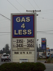 Gas in Crescent City