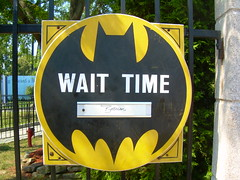 Wait Time = Batman