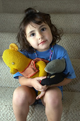 G and the Stuffed Animals