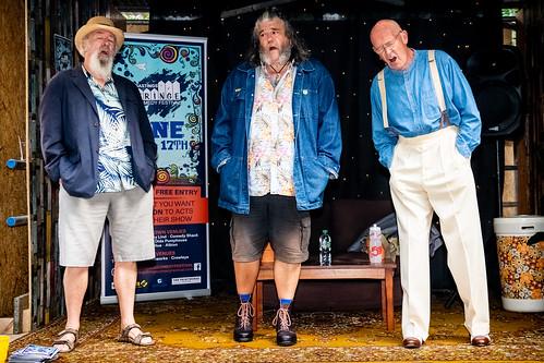 RX Shantymen at Hastings Fringe Comedy Festival 2018