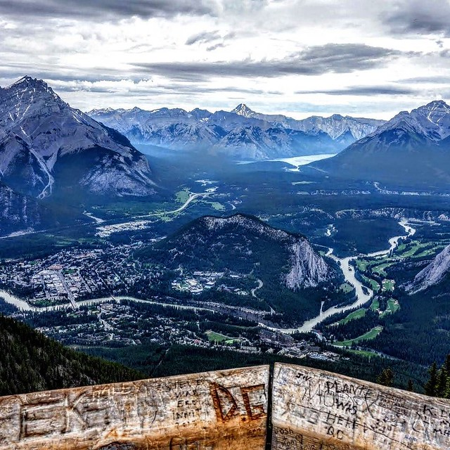 Banff__latergram