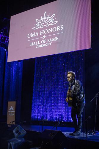 2018 GMA Honors // Opening Segment, Josh Wilson