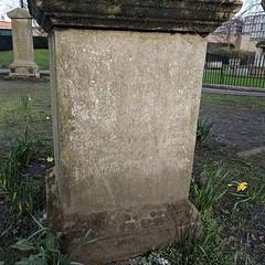 Memorial to Mary Wollstonecraft