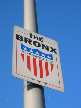 Bronxites are getting ready to celebrate Sotomayors confirmation - Photo: peterkreder/Flickr