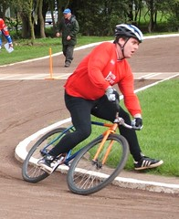 Cycle Speedway at Redbraes
