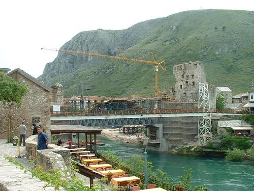 A híd a felújítás alatt / ribizlifőzelék képe