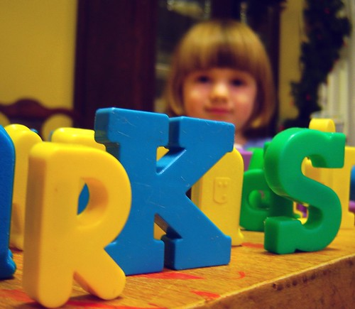 K is for.....