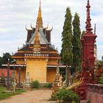 Temple de Koh Pen