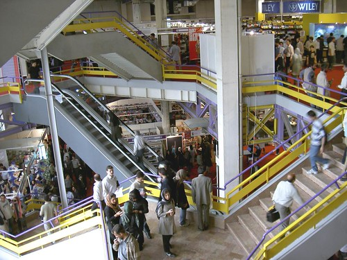 Another photo from the Tehran International Book Fair (image courtesy of www.flickr.com)
