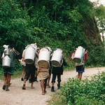 """Carrying Water to Nagarkot <a style=""""margin-left:10px; font-size:0.8em;"""" href=""""http://www.flickr.com/photos/36521966868@N01/13260644/"""" target=""""_blank"""">@flickr</a>"""