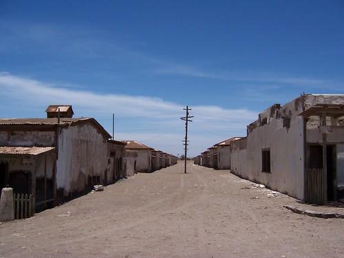 Salitrera Humberstone, Chile