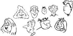 Practice Cartoons