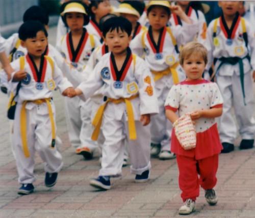 Seoul Kindergarten 1993
