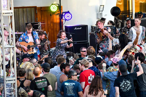 Salty Dog Cruise 2018: Skinny Lister