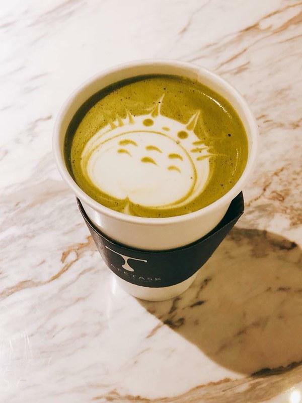 咖啡任務 Cafe Task