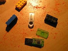 Lego USB flashdrive