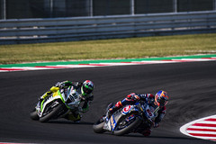 "SBK Misano 2018 • <a style=""font-size:0.8em;"" href=""http://www.flickr.com/photos/144994865@N06/42669552754/"" target=""_blank"">View on Flickr</a>"