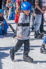 Lucas on ice