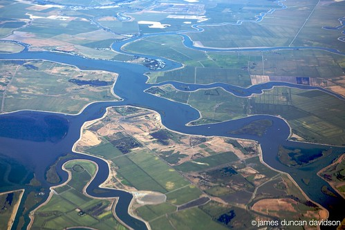 The Sacramento River Delta is the most threatened river delta in the United States.
