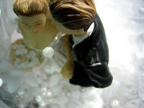 Wedding Cake Topper by Jurischk.