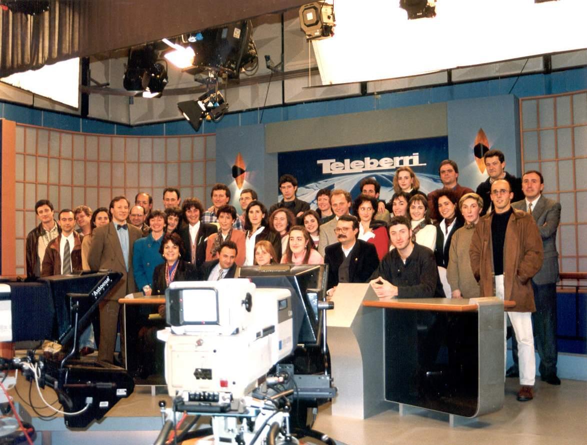 Organizadores y alumnado del I Máster de Periodismo Ciudadano