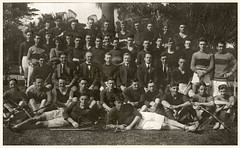 Williamstown Lacrosse Club - 1924 Team Photo