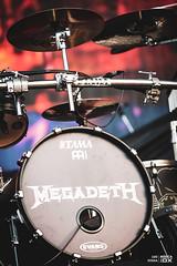 20180710 - Megadeth | Legends Of Rock | Estádio Municipal de Oeiras