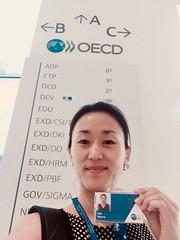 Internship at OECD