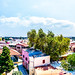 Über den Dächern von Rhodos (Stadt)