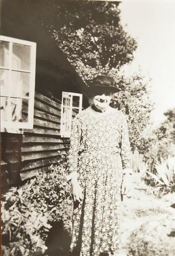 Annie Prudience Butcher nee Harris 1955