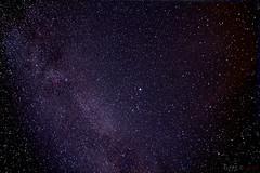 Vega & Milky Way