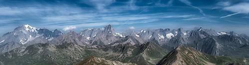 Panorama depuis le Mont Vertosan