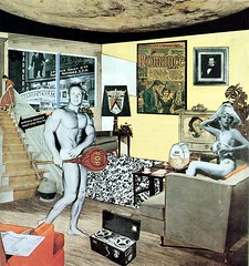 Richard Hamilton - Just What Is It... by oddsock, on Flickr