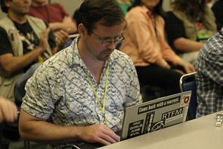 Brian Krebs has good laptop stickers
