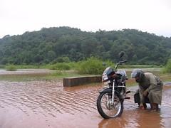 Kollibacchalu Dam -Malenadu Heavy Rain Effects Photography By Chinmaya M.Rao   (114)